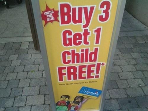 buy 1 get 1 free,legoland