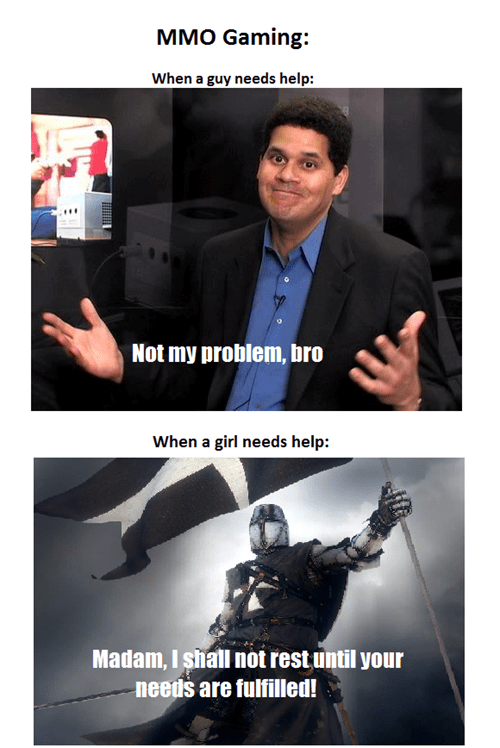 gaming,MMOs,reggie fils-aime,girl gamers
