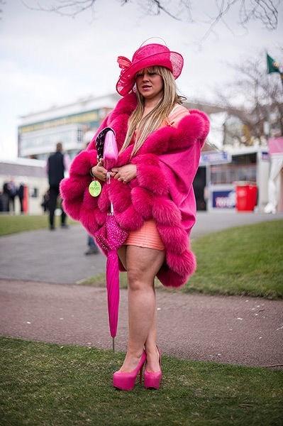 fur pink fuzzy - 7316206336