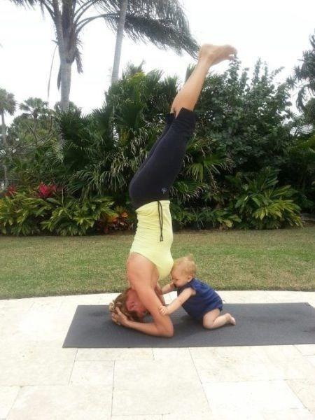 Babies yoga - 7316223744