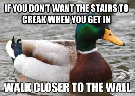 Actual Advice Mallard stairs - 7316884736