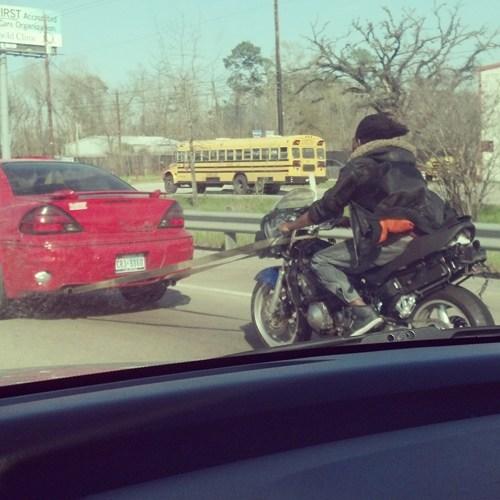 facepalm motorcycle genius dangerous - 7318559232