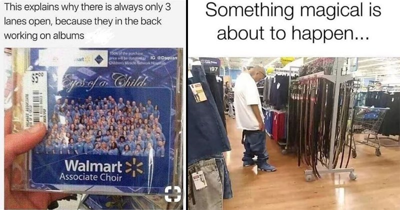 cover image funny Walmart memes