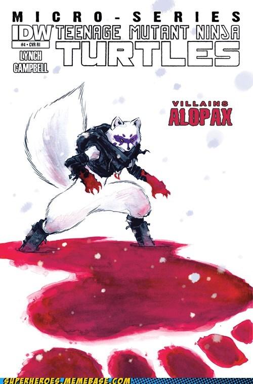 TMNT fox alopax - 7319271936