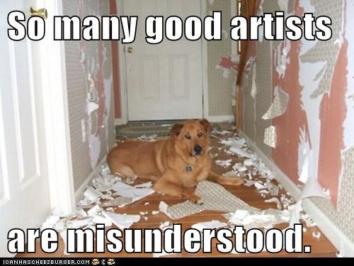 artist wallpaper misunderstood - 7320953600
