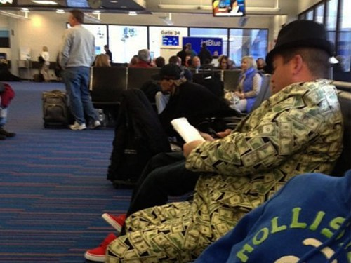 suits airports money - 7321783808
