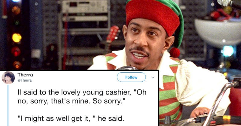 wholesome christmas twitter faith in humanity ludacris social media - 7321861