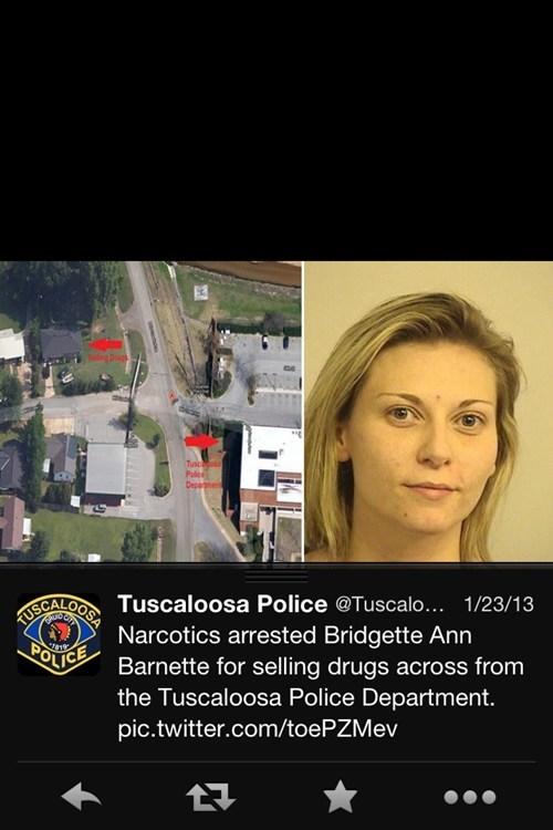drugs bad ideas arrested - 7322645760