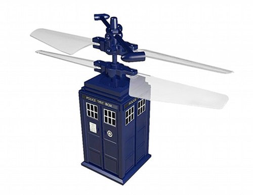 RC tardis doctor who helicopter