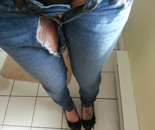 jeans too tight ripped poorly dressed g rated - 7323359488