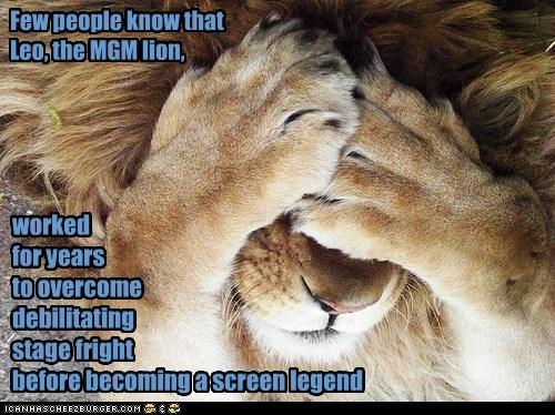 MGM lion - 7323604992