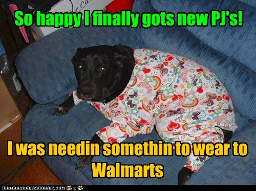 dogs shopping sale pajamas Walmart - 7323945984