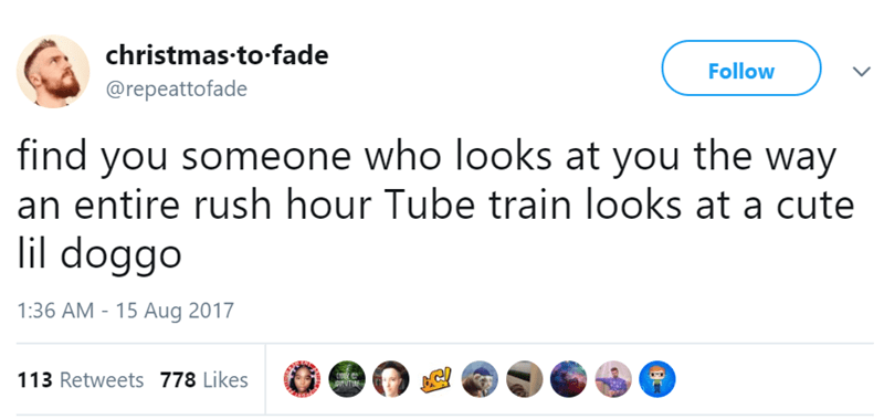 people public transportation funny tweets train bus - 7325445