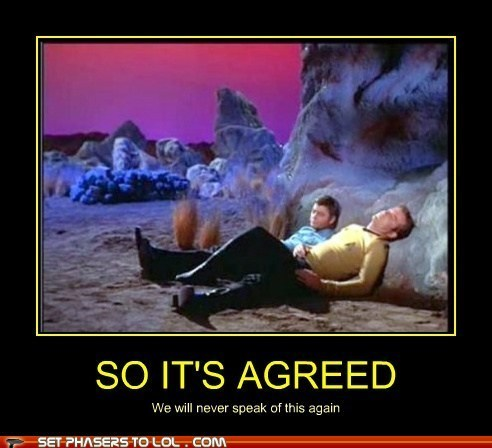 Star Trek,very demotivational