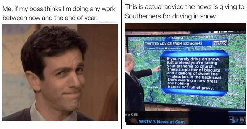 28 Stupid Sh*tposts To Help You Get On With Your Damn Day