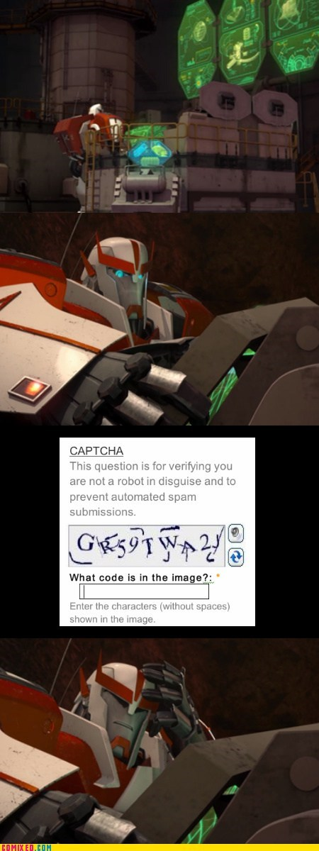 captcha robots sad but true - 7336446976