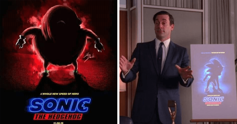 sonic pmovie parodies.