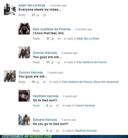 How do you even assassin?!