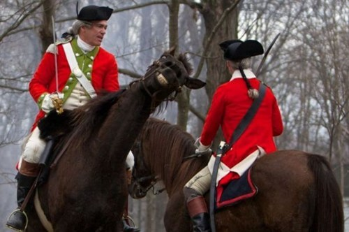 horse war reenactments - 7340125184