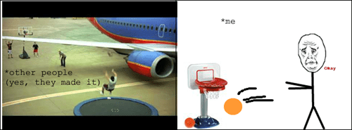 nba sports Trick Shots basketball Okay - 7340139776