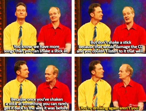 colin mochrie ryan stiles whose line is it anyway - 7340143360