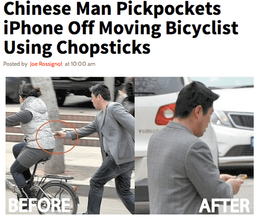pickpocketed chopsticks wizard g rated AutocoWrecks - 7340751104