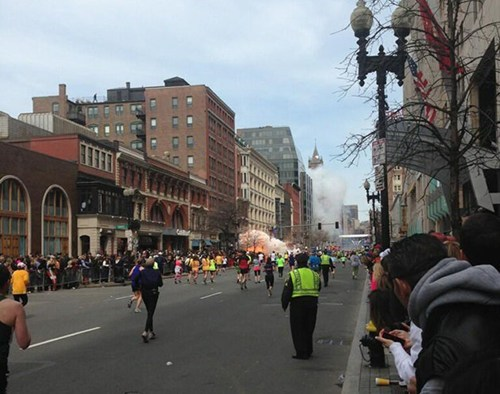 Tragedy of the Day: Boston Marathon Explosions