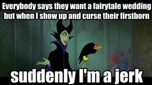 disney fairytales Sleeping Beauty malificent - 7340965376