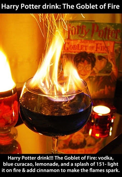booze,Harry Potter
