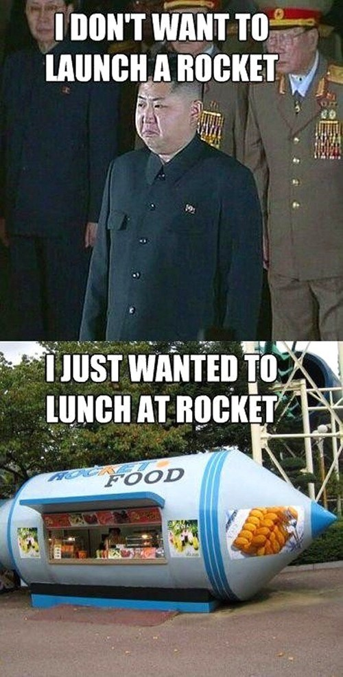 lunch North Korea kim jung-un launch