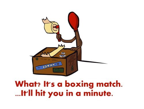 box boxing match - 7341150208