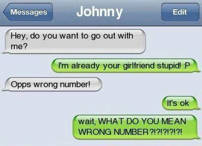 busted cheating iPhones mistake