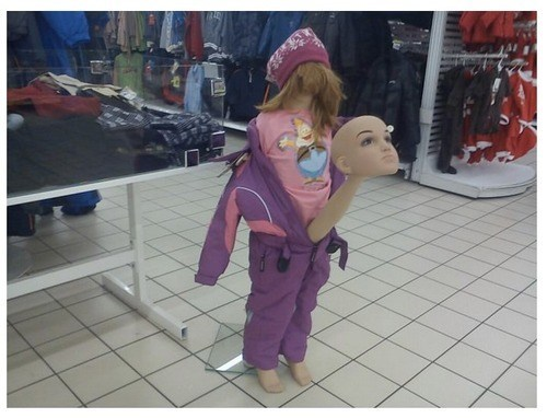 wtf Mannequins - 7341229568