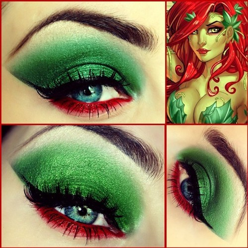 makeup,superheros,list