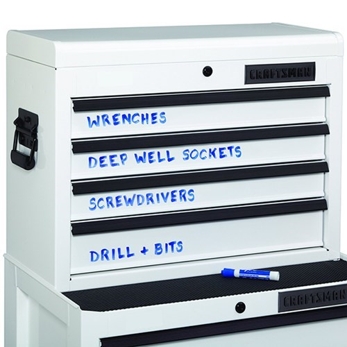 toolcase design handy DIY white board - 7341917952