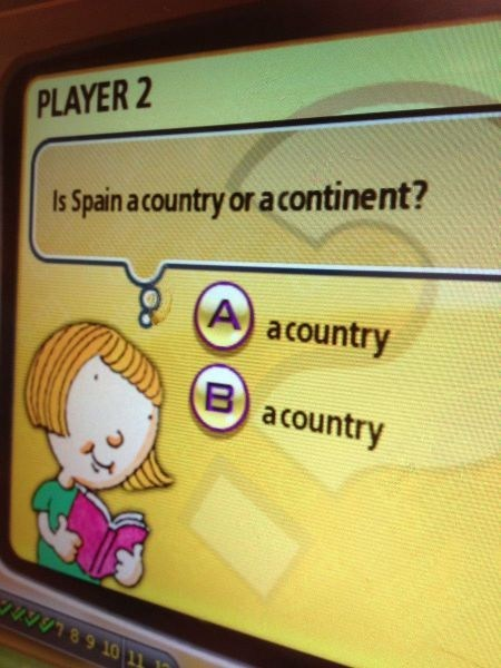 game Spain quiz test geography - 7341971712