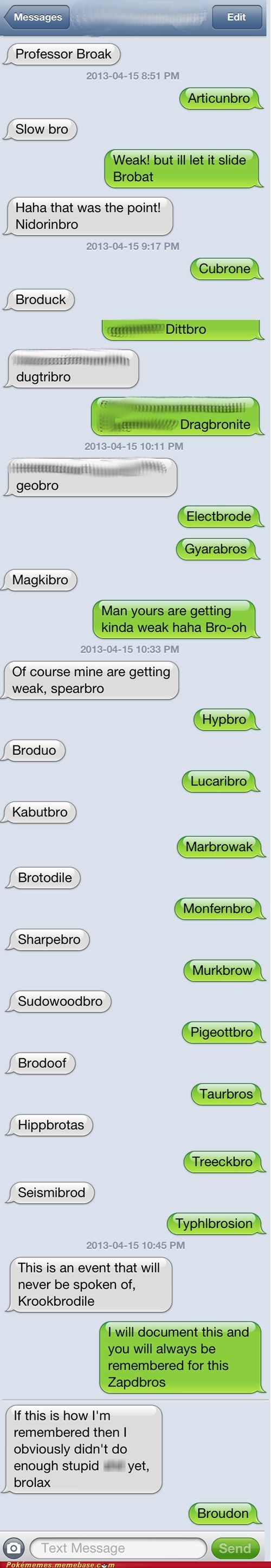 bros Pokémon texts g rated AutocoWrecks - 7342656768