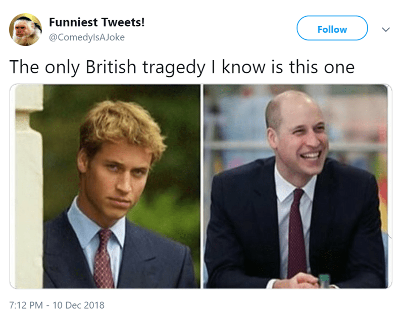 funny british tweets