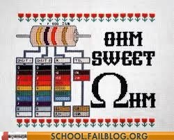 physics embroidery science ohm energy - 7343569408