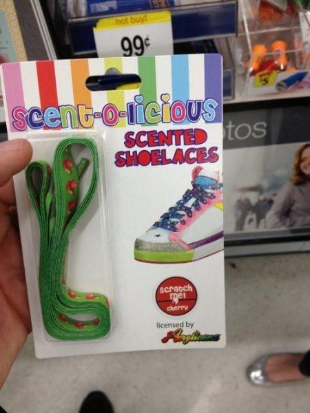 smells shoelaces fashion - 7344621056