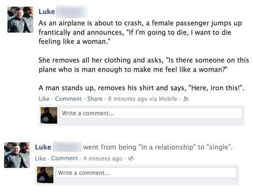 Luke,busted,single,airplane