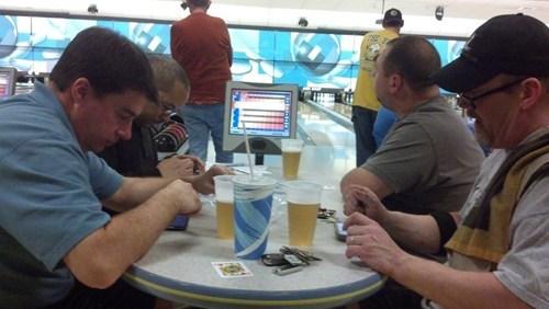 smartphones quality time bowling AutocoWrecks - 7344697600