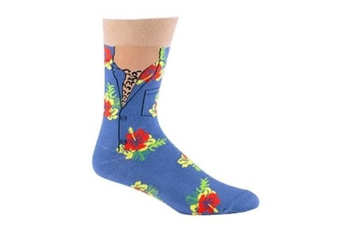 hawaiian shirts socks casual friday - 7344896256