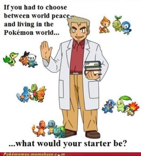 Pokémon starters world peace - 7344911360