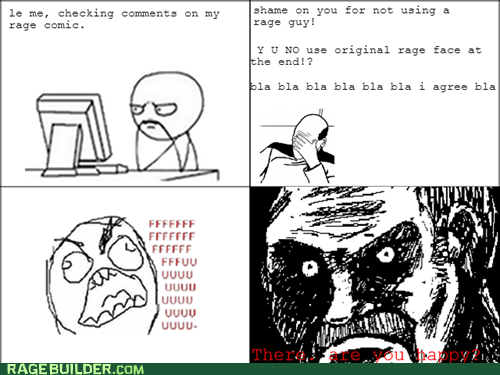 rage faces,making rage comics