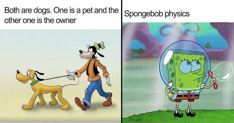 hilarious cartoon logic pics