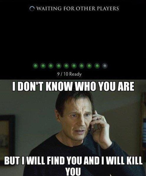 taken liam neeson Memes league of legends - 7346488064