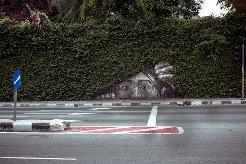 Street Art graffiti hacked irl - 7347172864