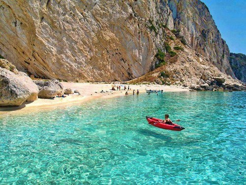 greece beach vacation destination WIN! g rated - 7347181312