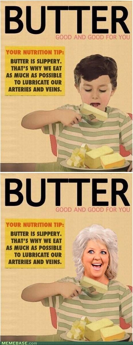 butter,paula deen
